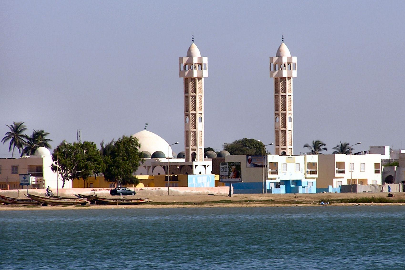 Islam Di Senegal