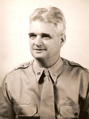 Maj. Gen. Walter Reed Weaver 1941 via Arlington National Cemetery