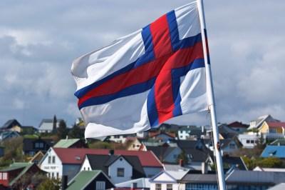 Faroese flag.