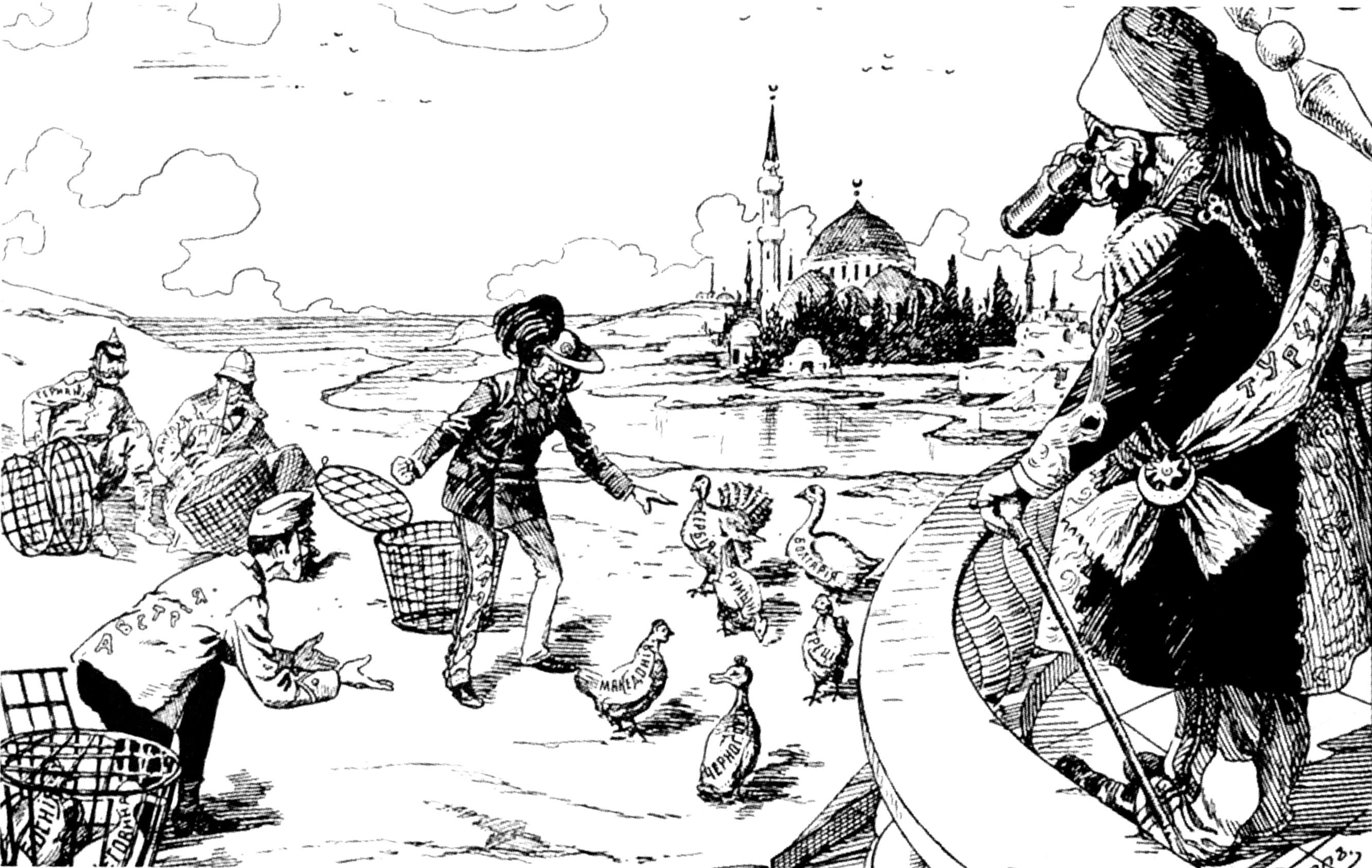 Political Cartoons During Ww2