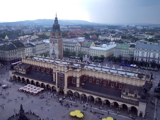 Image result for Sukiennice in Krakow, Poland