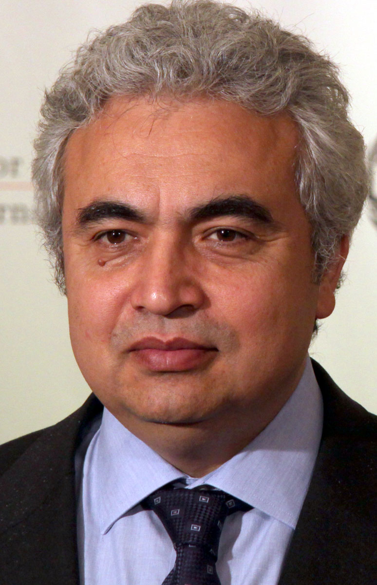 English: Fatih Birol, the Chief Economist of t...