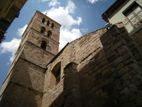 Resultado de imagen de zamora Iglesia de San Vicente Mártir