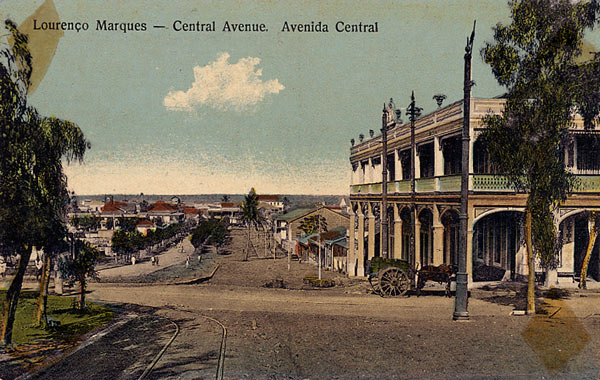 View of Lourenço Marques, ca. 1905