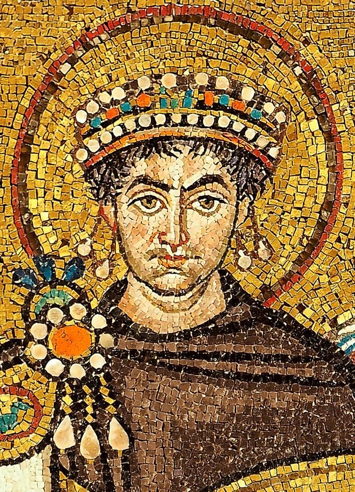 Resultado de imagen para Fotos de Justiniano I se convierte en Emperador Bizantino