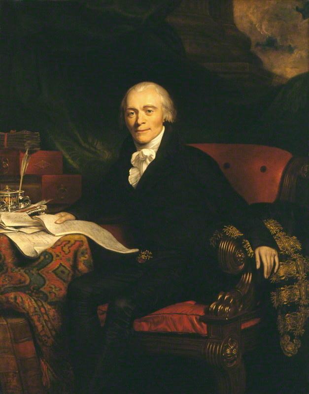 Portrait of Spencer Perceval, Prime Minister o...