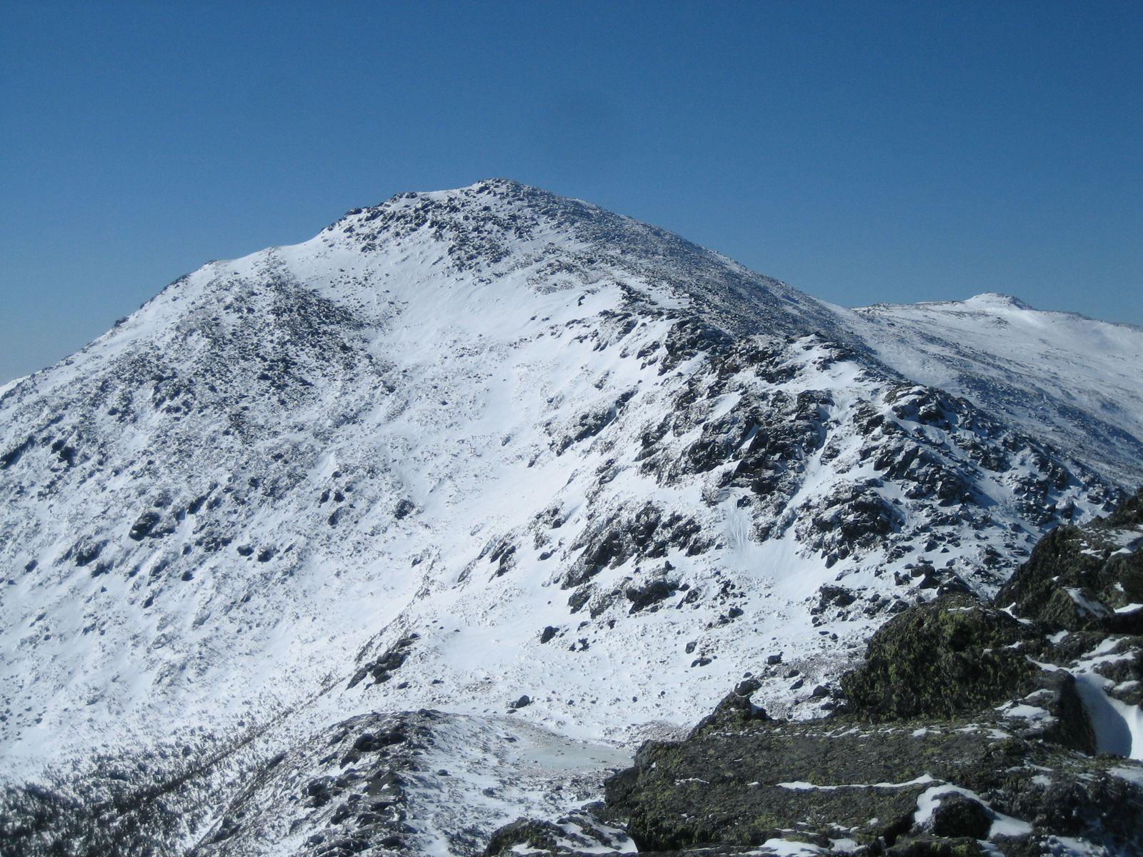 English: Mount Adams (New Hampshire, USA), as ...