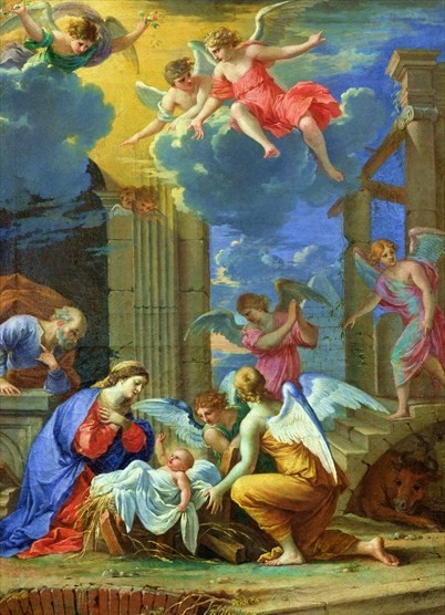 English: Nativity scene