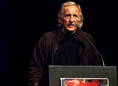 John Pilger speaking at Marxism 2010, the annu...