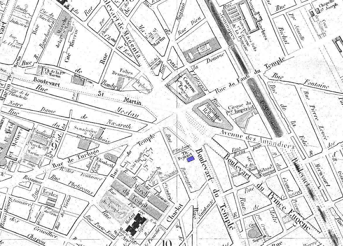 File Theatre Dejazet On An Map
