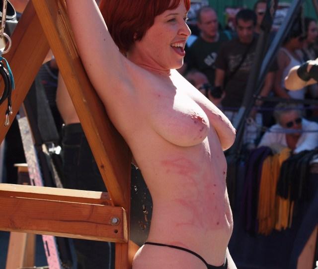 Filewoman Whipped At Folsom Street Fair 2010 Jpg