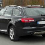 File Audi A6 Allroad Quattro 3 0 Tfsi C6 Facelift Heckansicht 13 Marz 2011 Wulfrath Jpg Wikimedia Commons