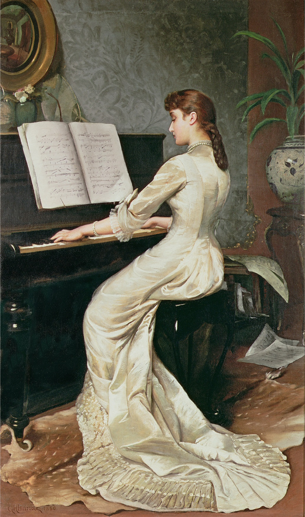 File:Barrable, George Hamilton - A Song Without Words - 1888.JPG