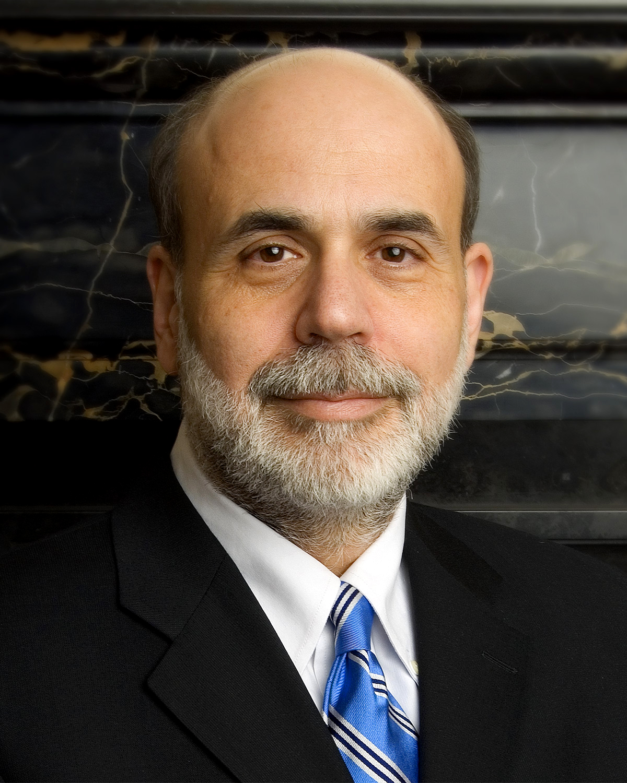 Ben Shalom Bernanke
