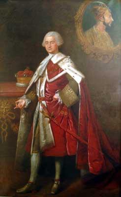 Robert Clive, 1st Baron Clive (1725-1774)
