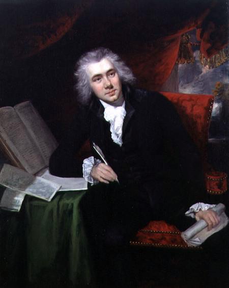 English: Portrait of a Gentleman (Mr. Wilberforce)