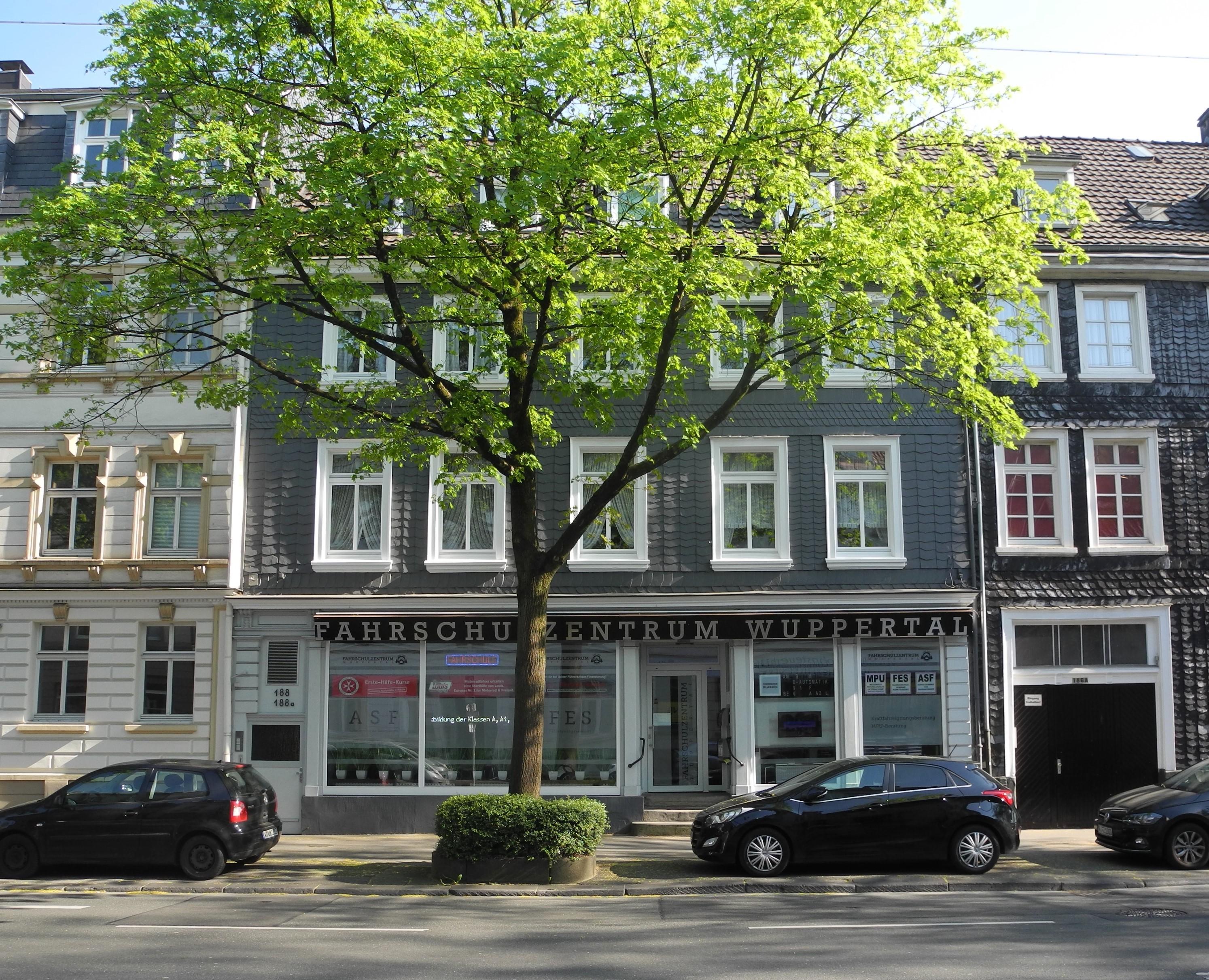 Datei Wuppertal Friedrich Engels Allee 188 Jpg Wikipedia