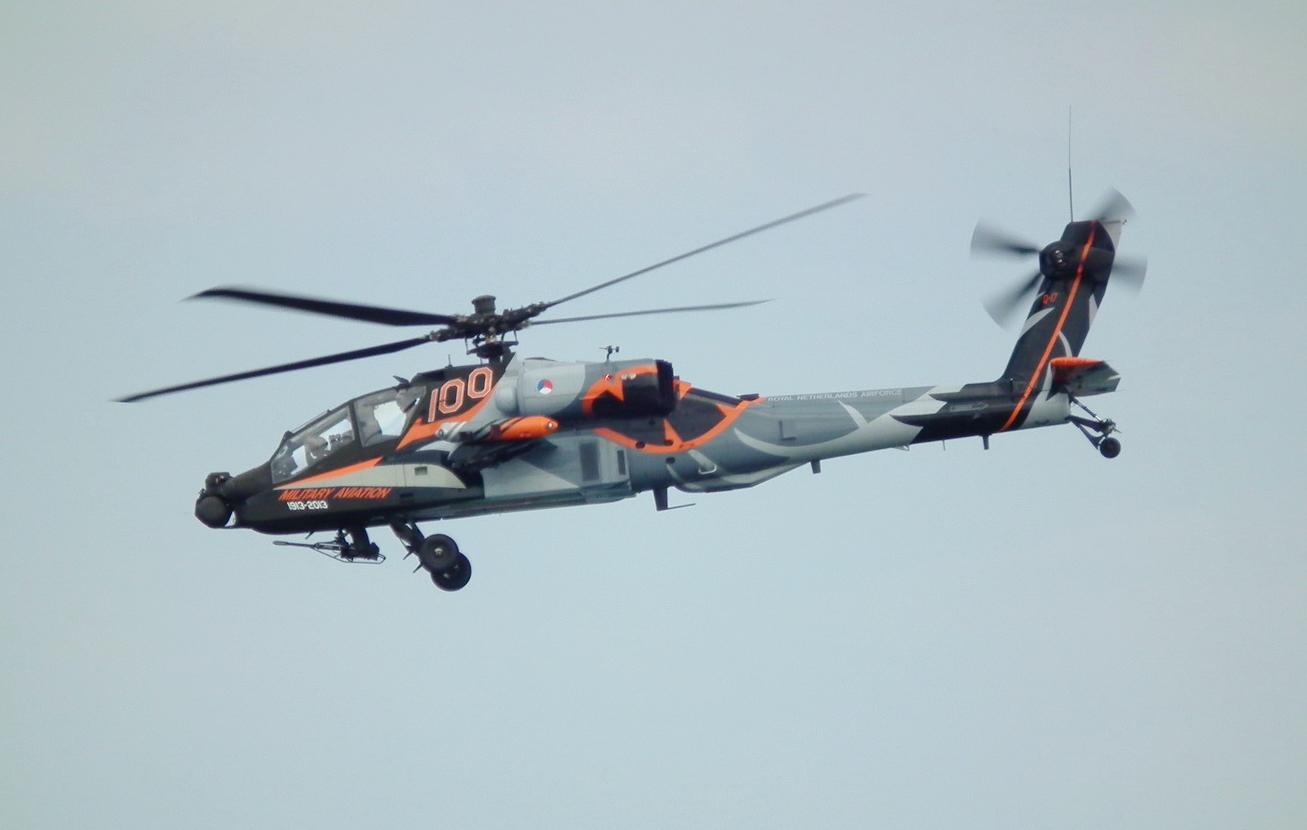 Royal Netherlands Army AH-64D Apache