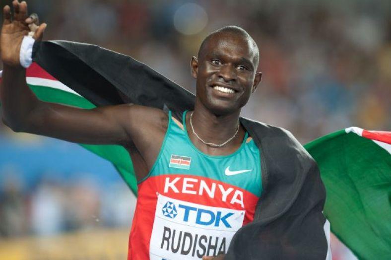 David Rudisha, Kenyan athlete