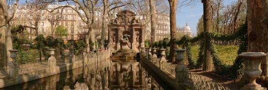 Fontaine Marie de Medicis