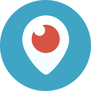 Twitter live Periscope