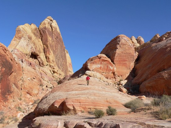 White Domes area, Valley of Fire, southern Nevada