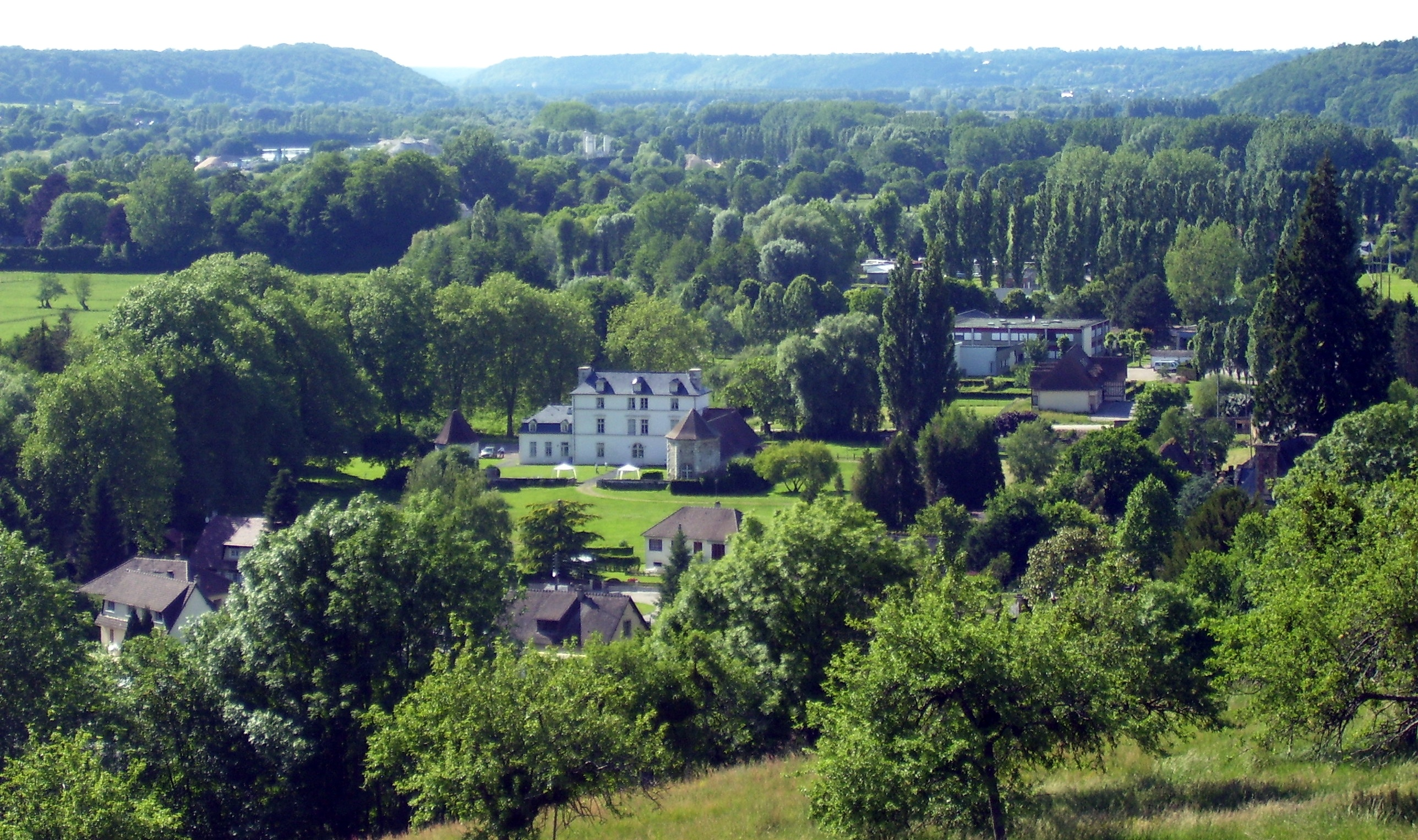 view risle valley