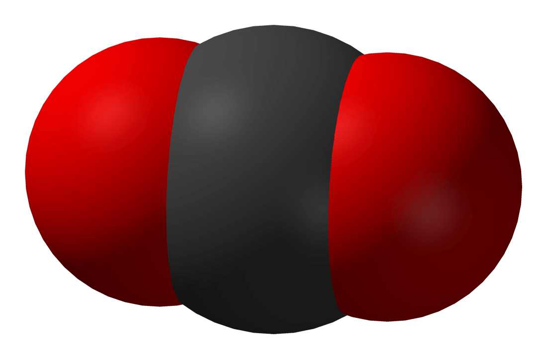 CO2 molecule - Wikipedia