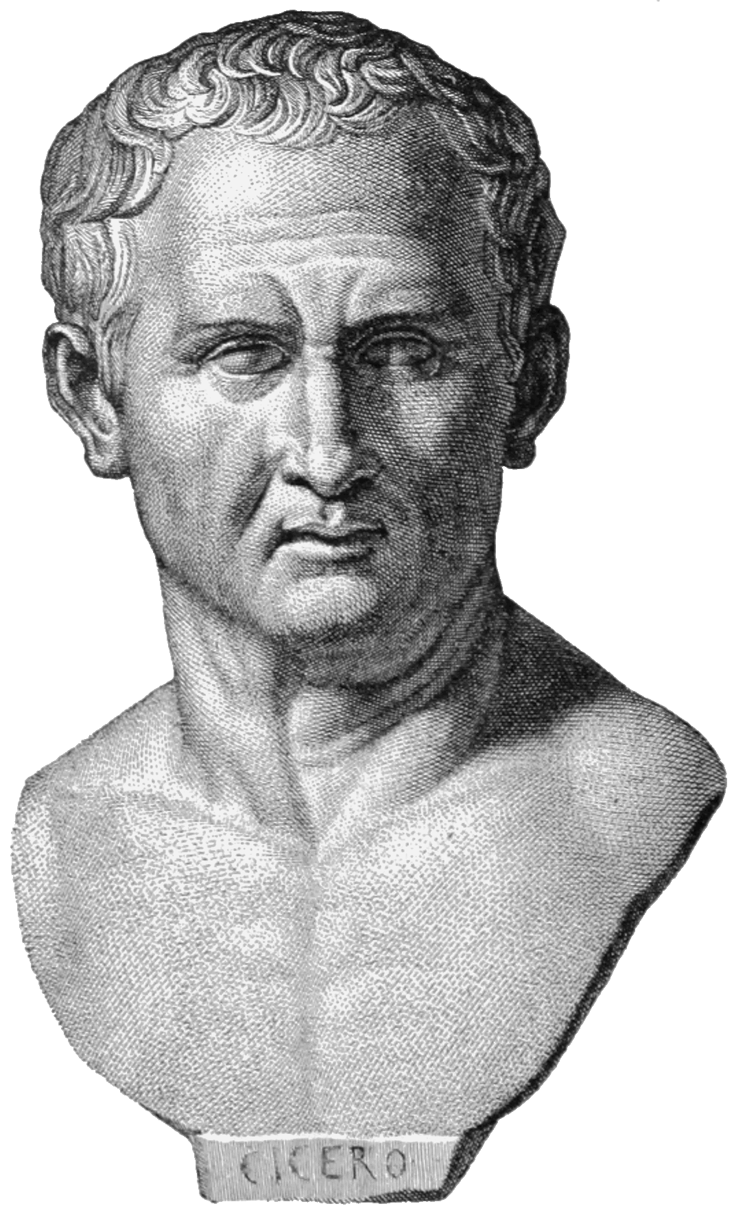 The Roman statesman Cicero once criticized Jul...