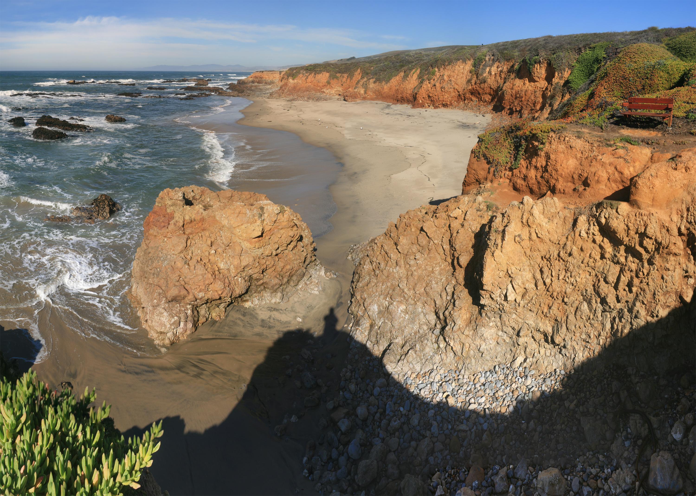 English: Pescadero State Beach
