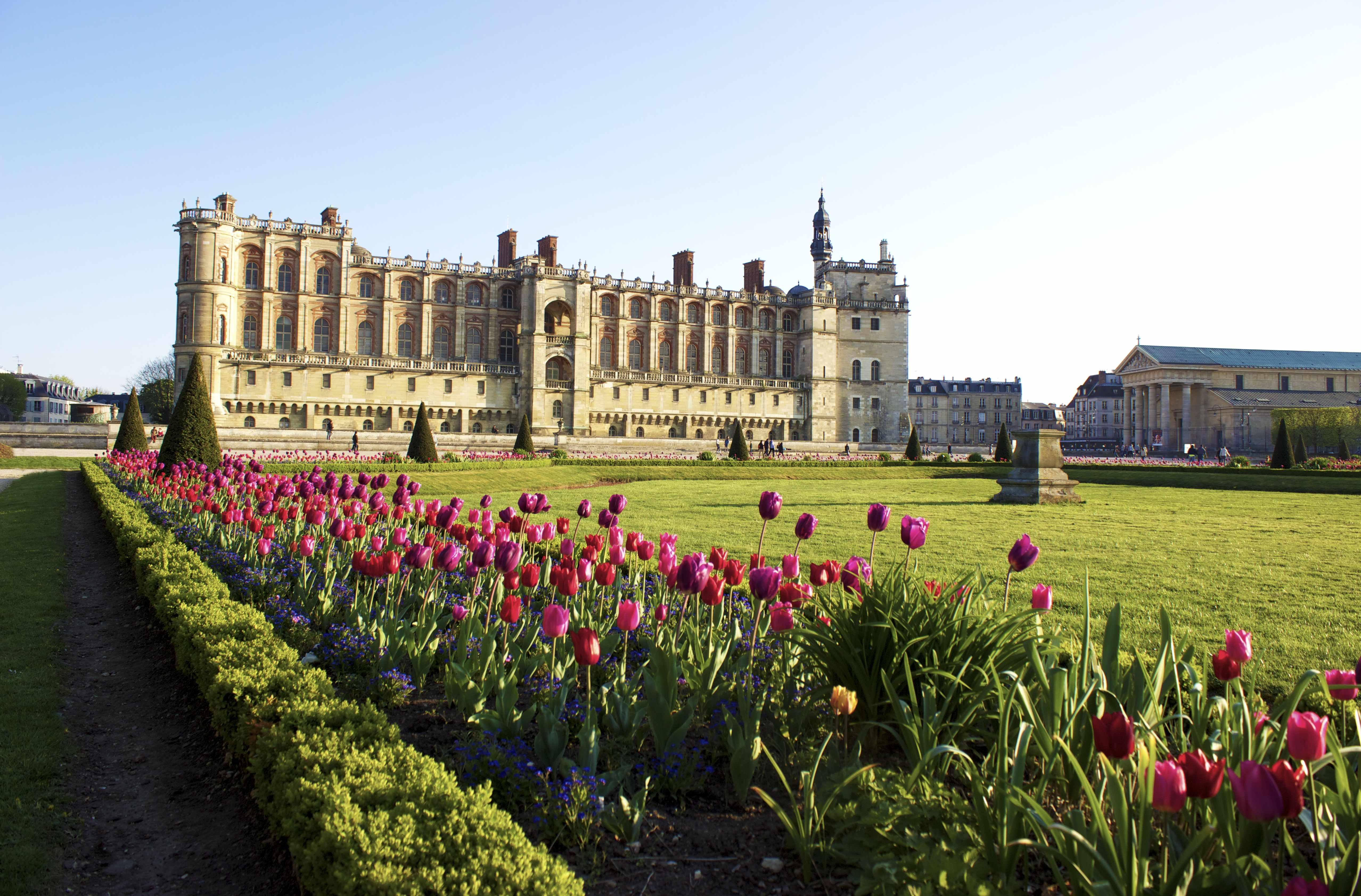 Chateau De Saint Germain En Laye Wikiwand