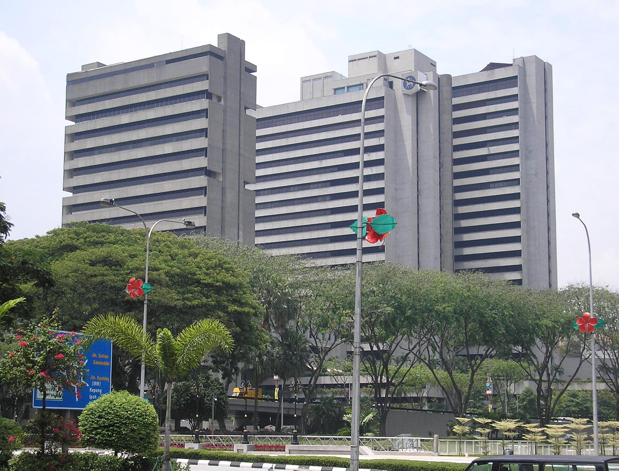 Centeral Bank of Malaysia