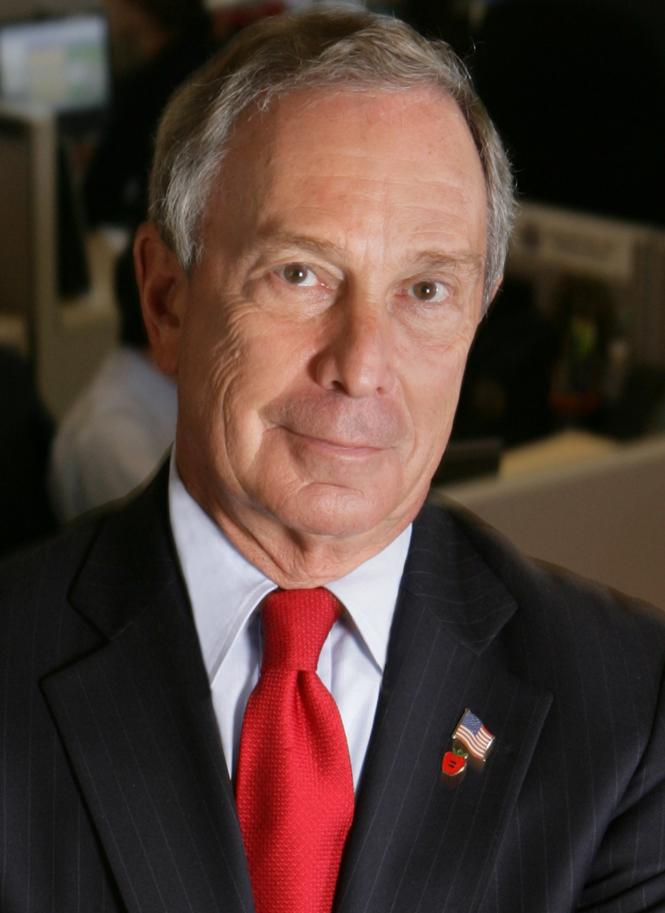 Bloomberg Has 'lot Of Money To Spend, So Do We,' – Trump Campaign Team