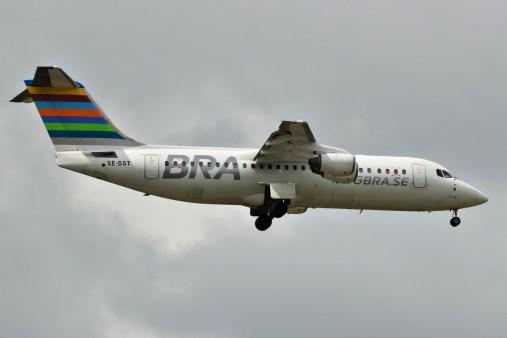 Bildresultat för braathens regional airways
