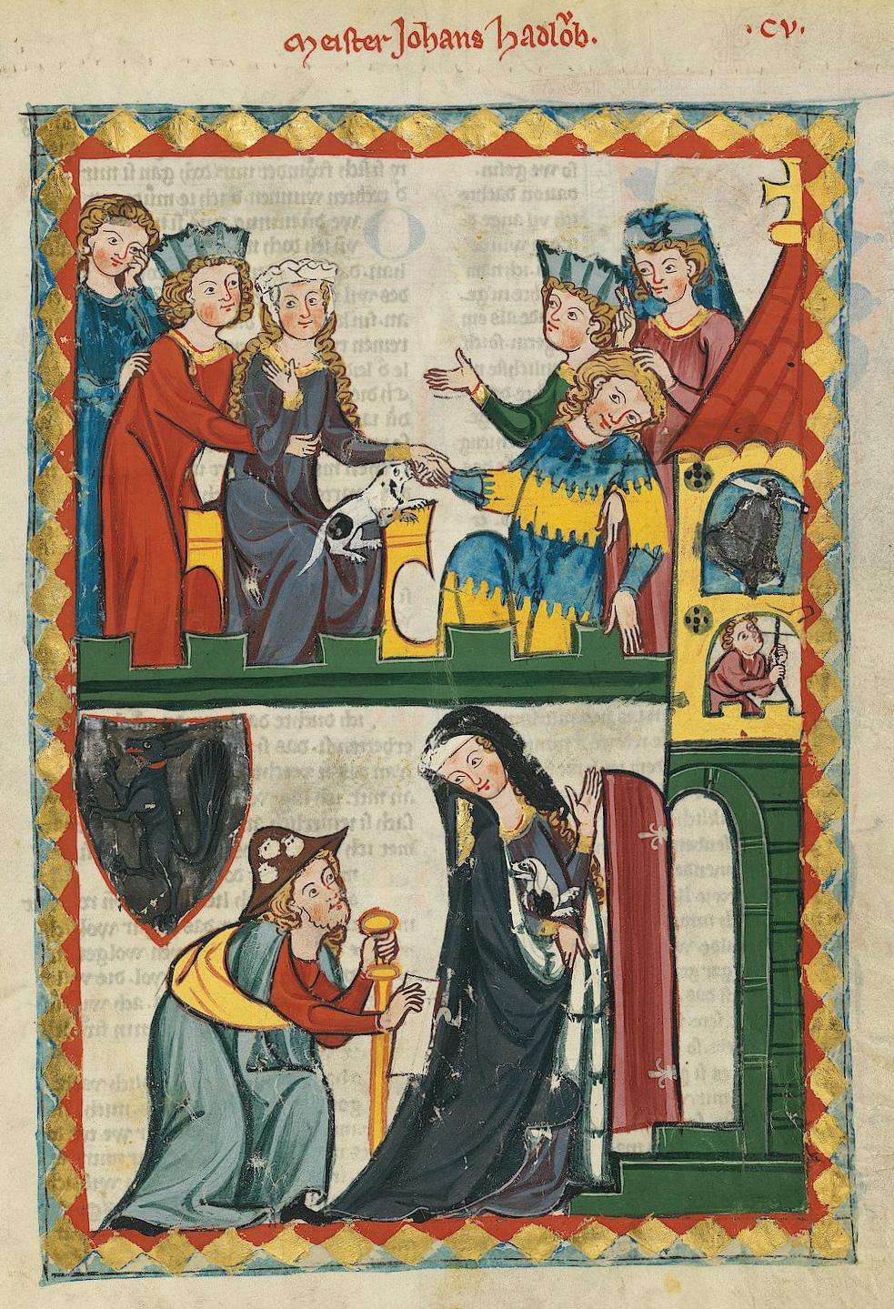 European Artwork Century 15th Northern