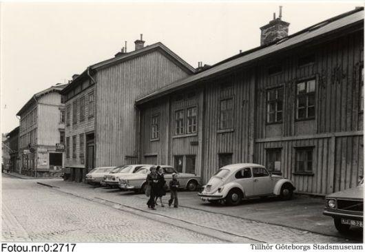 Haga Nygata 7-9 , slutet av 1960-talet