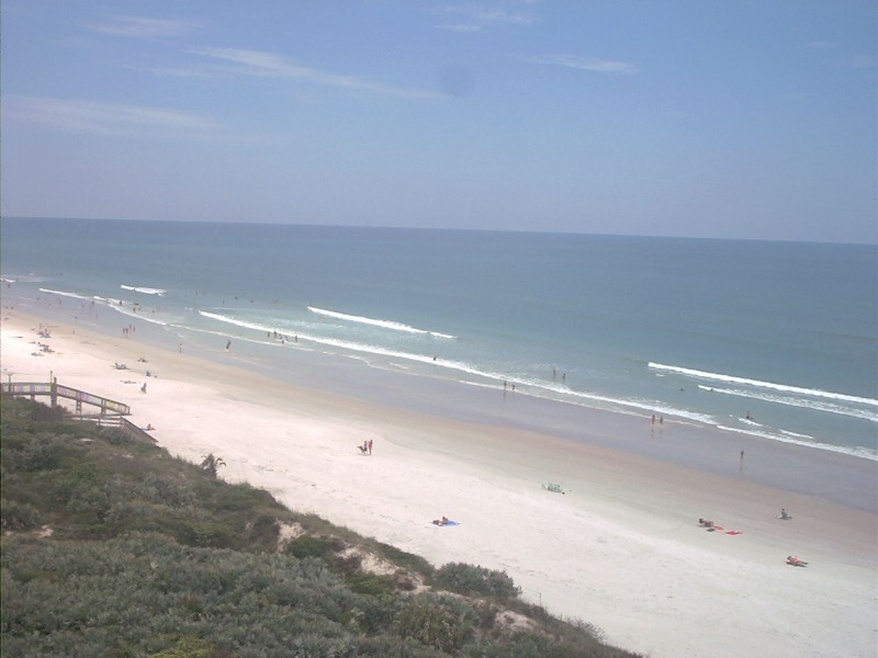 New Smyrna Beach, Florida, United States Photo taken summer 2002 by Tetraminoe Copyright © 2002 by Gavin Baker. Some rights reserved.