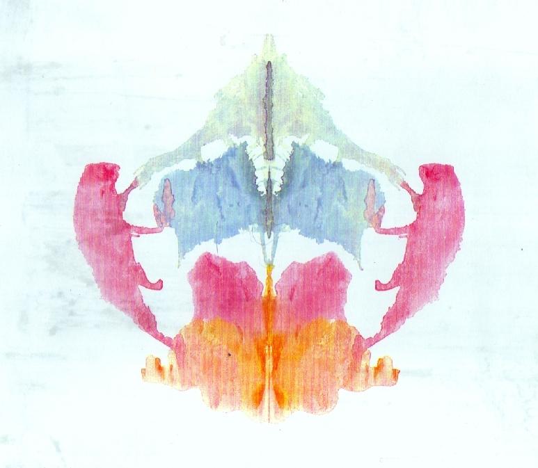 Rorschach Blot No. 8