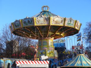 All the Fun of the Fair - geograph.org.uk - 1630831