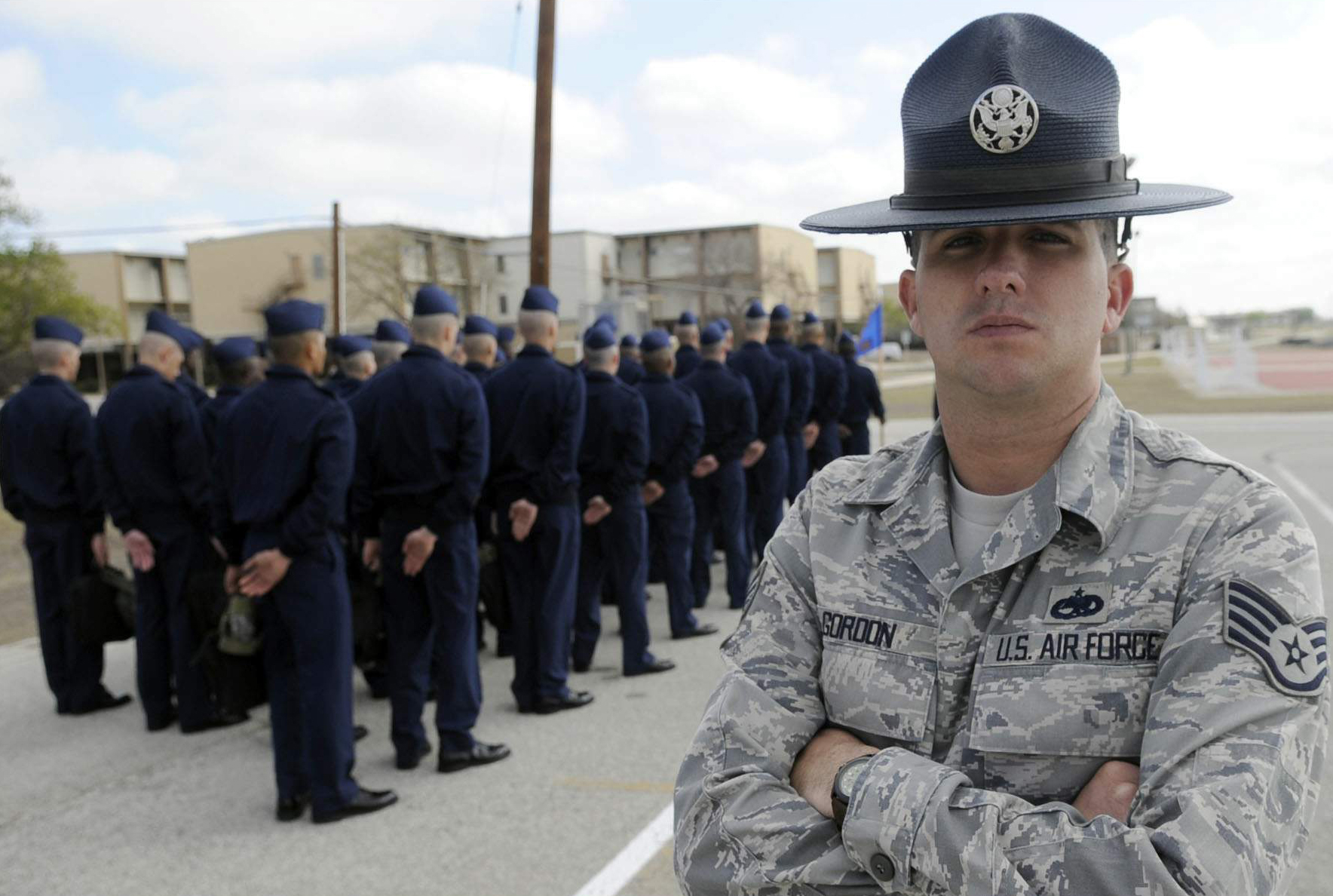United States Air Force Basic Military Training Military