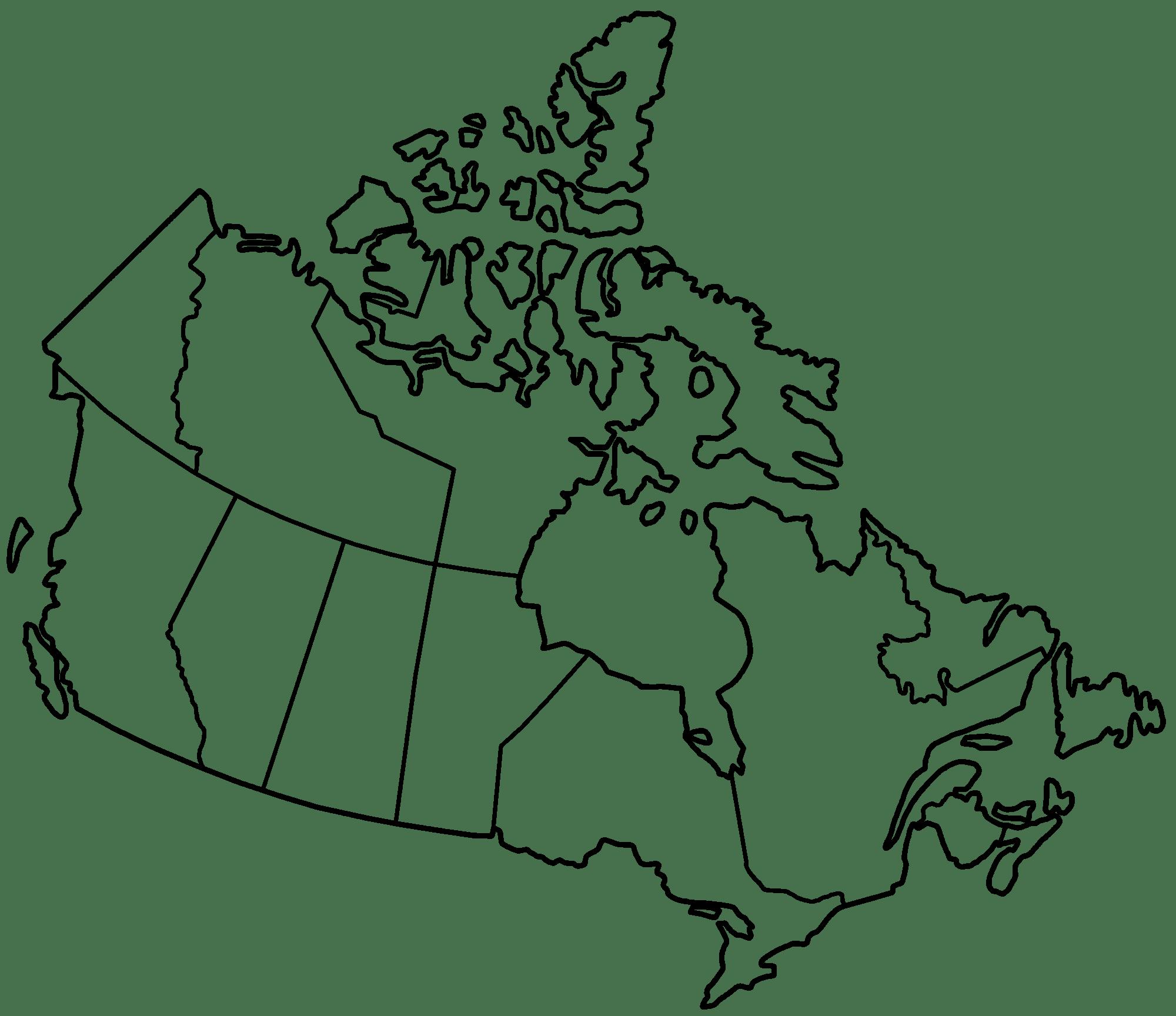 File Canada Provinces Blank