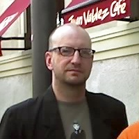 English: Steven Soderbergh in Madrid. Cropped ...