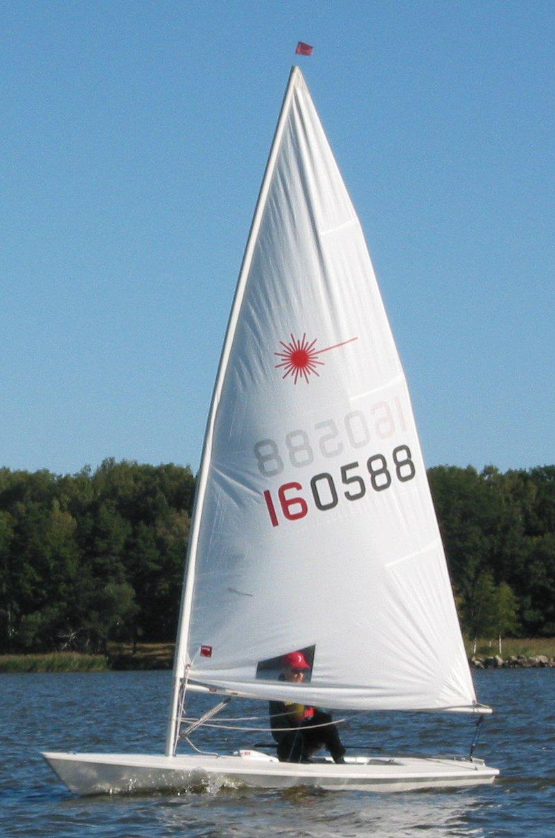 Boat Profile The Laser Dinghy
