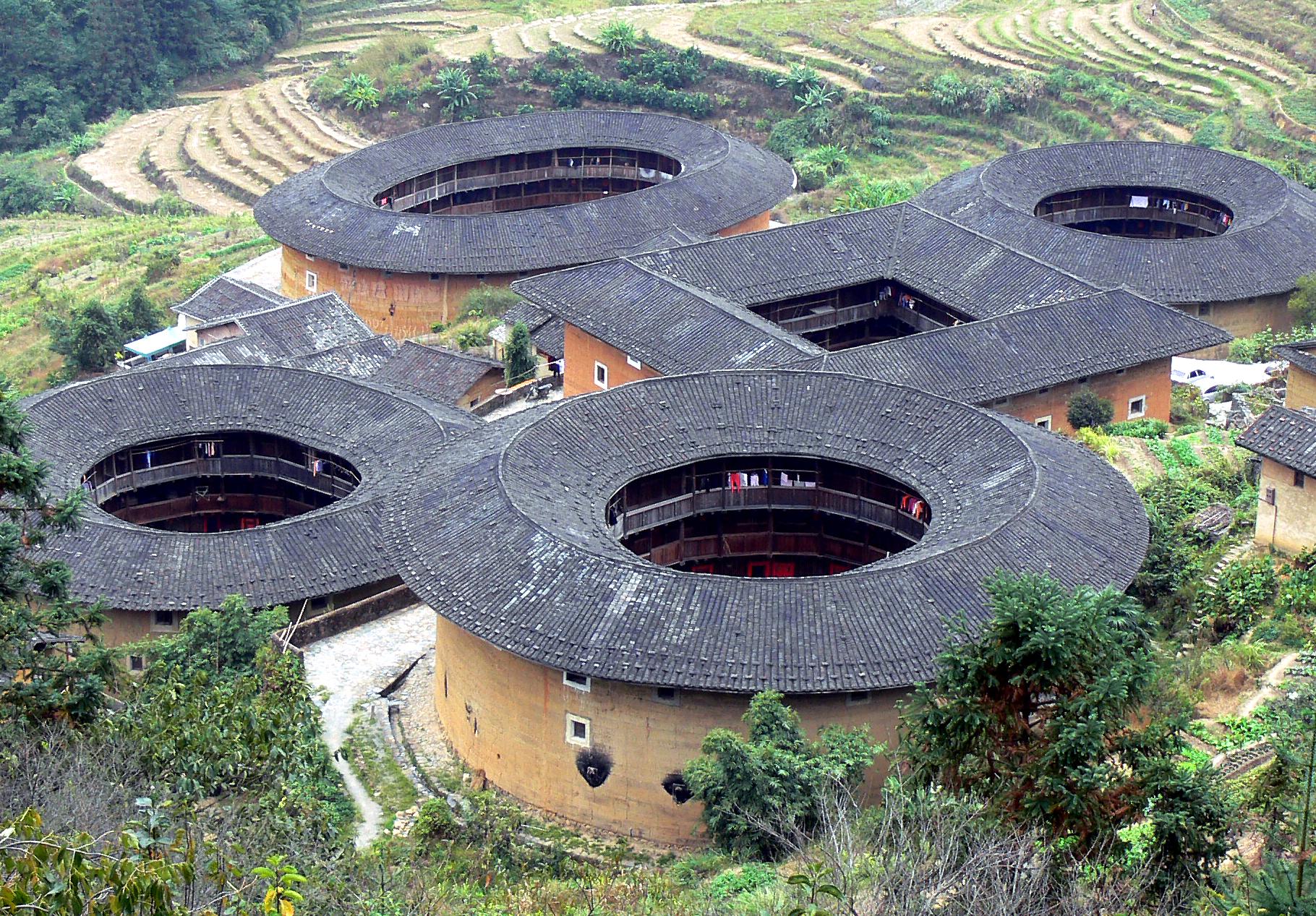Hakka architektúra