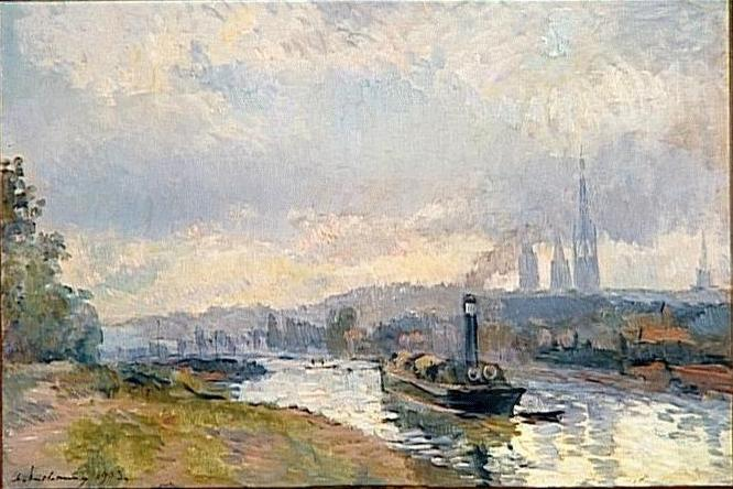 File:Tugboats to Rouen 1903 Albert Lebourg.jpg