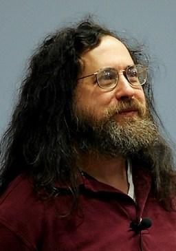 Richard Stallman 2005 (chrys)