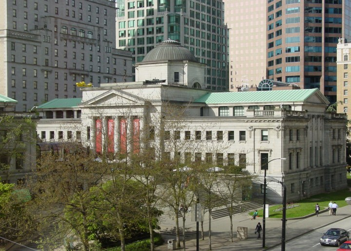 Vancouver Art Gallery Monet To Dali | secondtofirst com