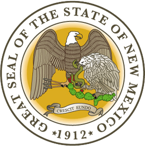 The Great Seal of the State of New Mexico