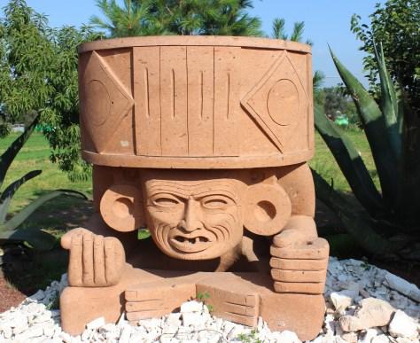 Image result for Aztec Huehueteotl