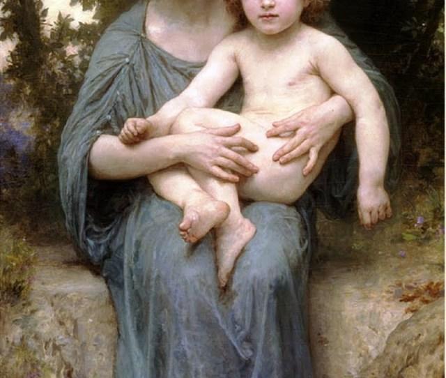 Filemother And Child Bouguereau Jpg